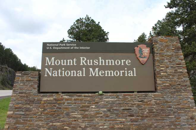 Mount Rushmore - 1
