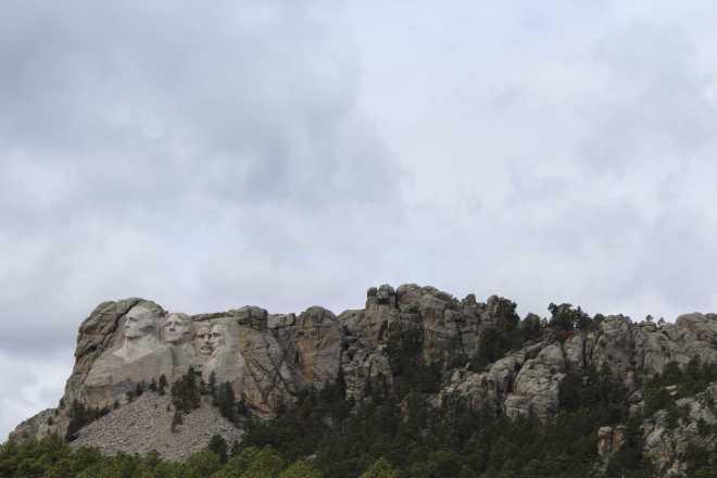 Mount Rushmore - 2