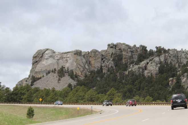 Mount Rushmore - 3