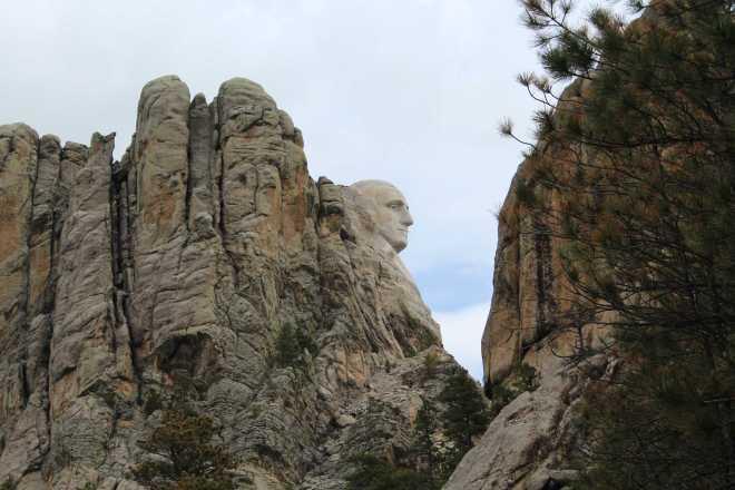 Mount Rushmore - 6
