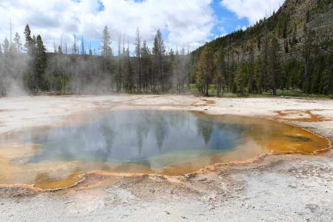Yellowstone - 11