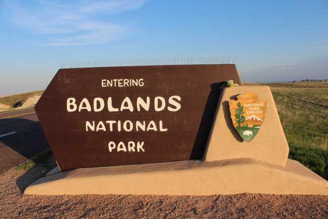 Badlands - 1