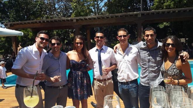 Israel, Yasmin Wedding - 1