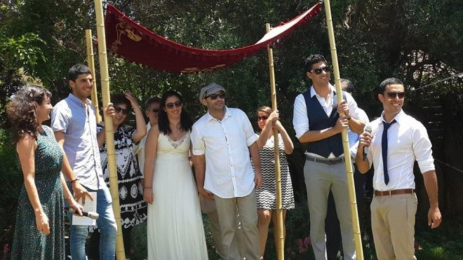Israel, Yasmin Wedding - 2