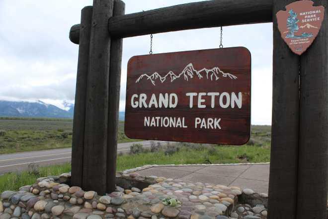 Grand Tetons - 2