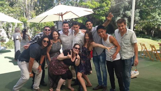 Israel, Yasmin Wedding - 3
