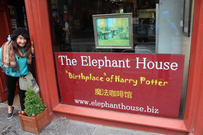 Scotland, The Elephant House - 1