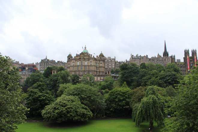 Edinburgh - 18