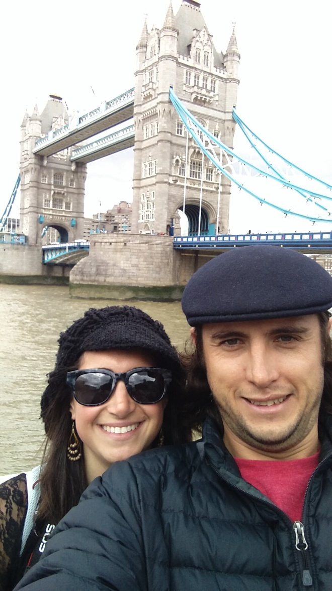 London, Part 1, Being Tourists - 7