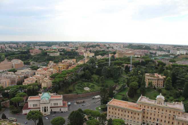 Vatican City, St. Peter's Basilica - 10