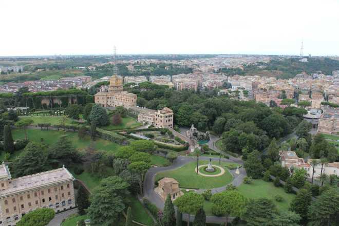 Vatican City, St. Peter's Basilica - 11