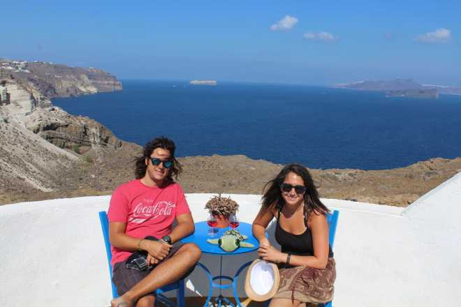 Greece 2, Santorini - 11