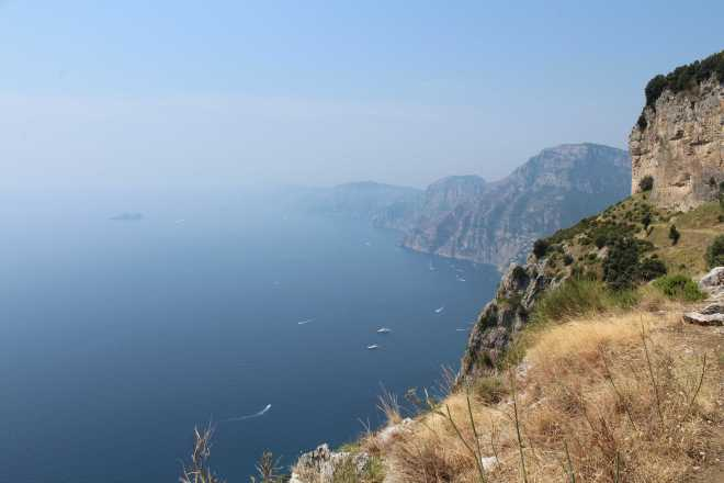 Amalfi Coast, Path of the Gods - 11