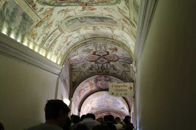 Vatican City, Sistine Chapel - 1