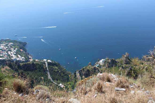 Amalfi Coast, Path of the Gods - 12