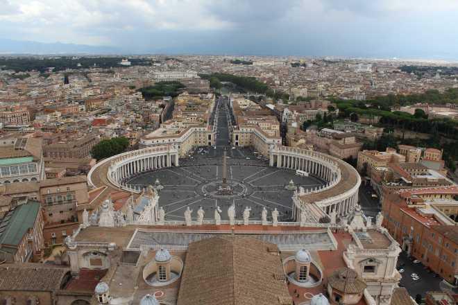 Vatican City, St. Peter's Basilica - 12