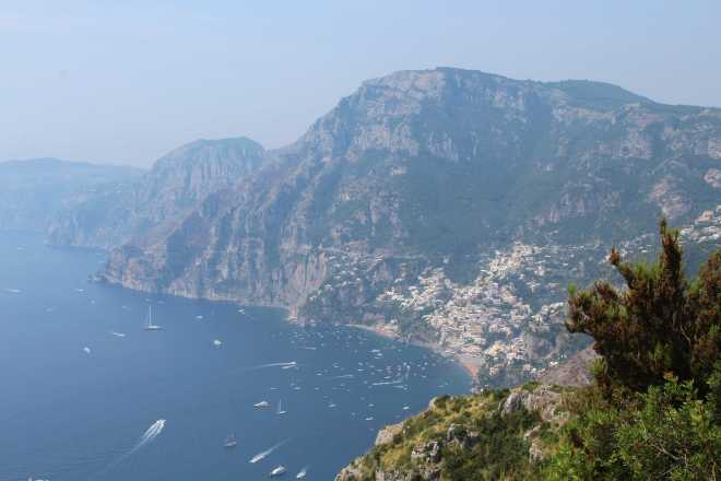 Amalfi Coast, Path of the Gods - 13