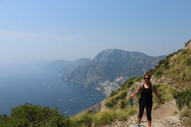Amalfi Coast, Path of the Gods - 14