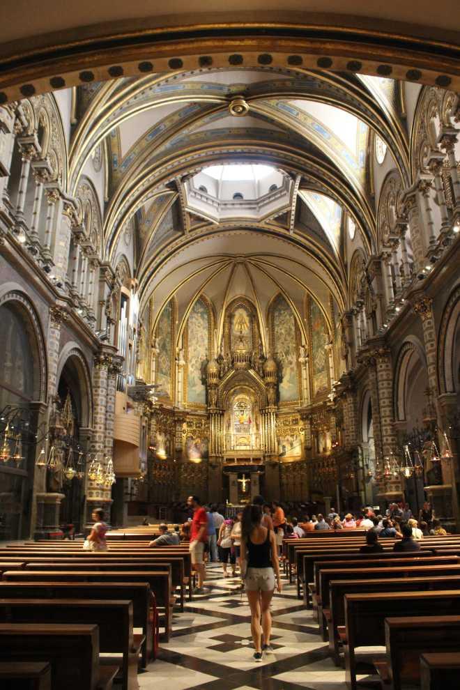 Barcelona, Montserrat - 14