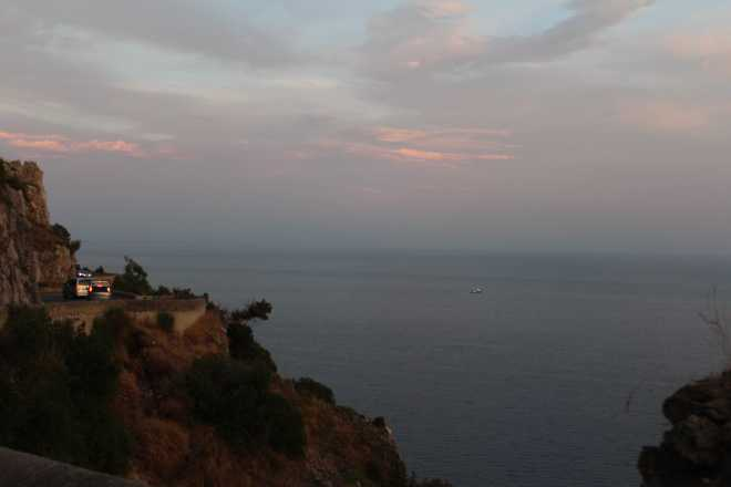 Amalfi Coast, driving - 15