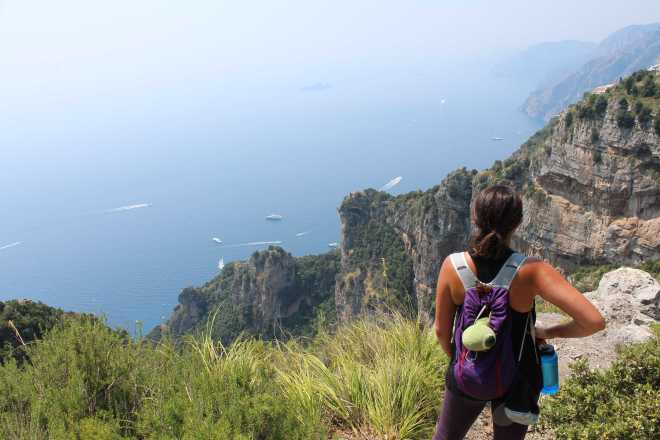 Amalfi Coast, Path of the Gods - 16