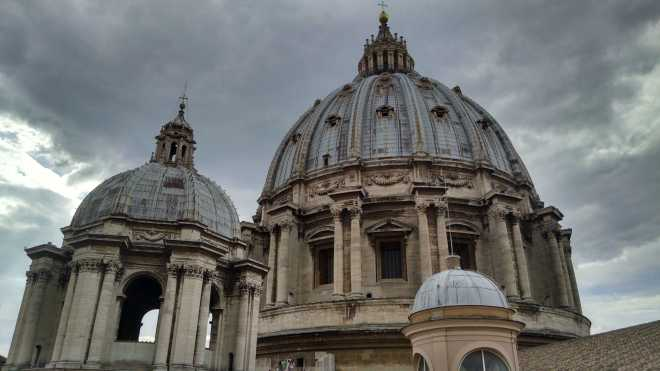 Vatican City, St. Peter's Basilica - 16