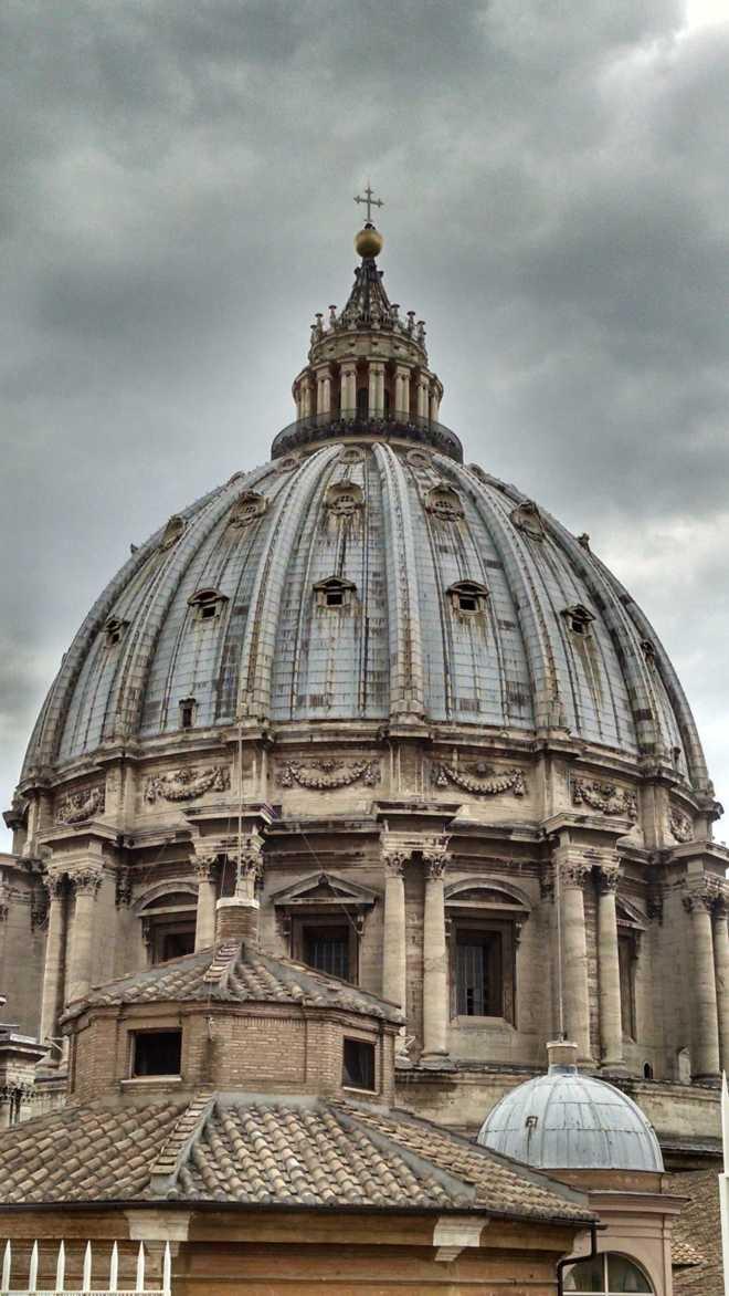 Vatican City, St. Peter's Basilica - 17