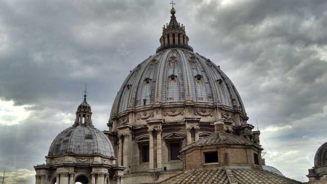 Vatican City, St. Peter's Basilica - 18