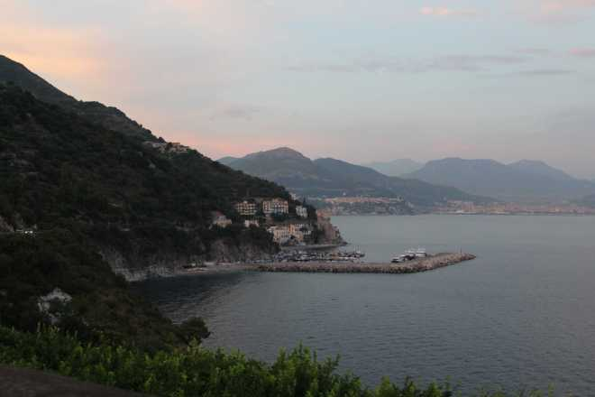 Amalfi Coast, driving - 19