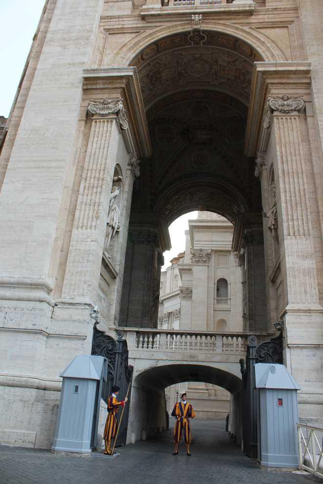 Vatican City, St. Peter's Basilica - 20