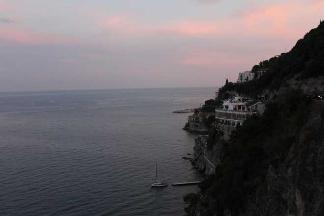 Amalfi Coast, driving - 21