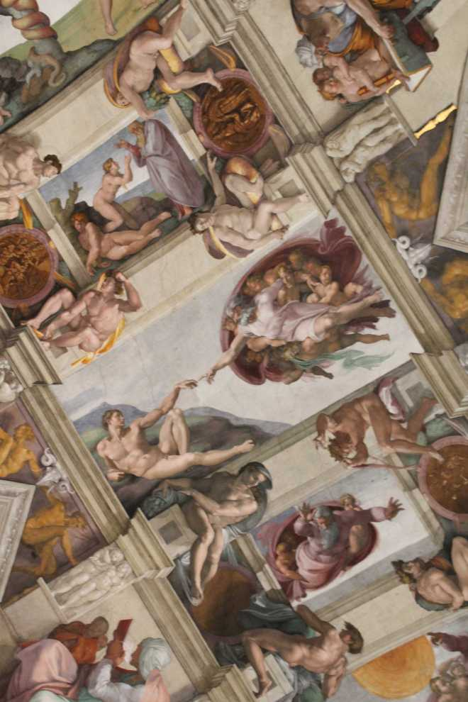 Vatican City, Sistine Chapel - 2