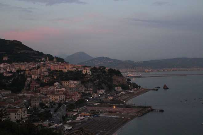 Amalfi Coast, driving - 22