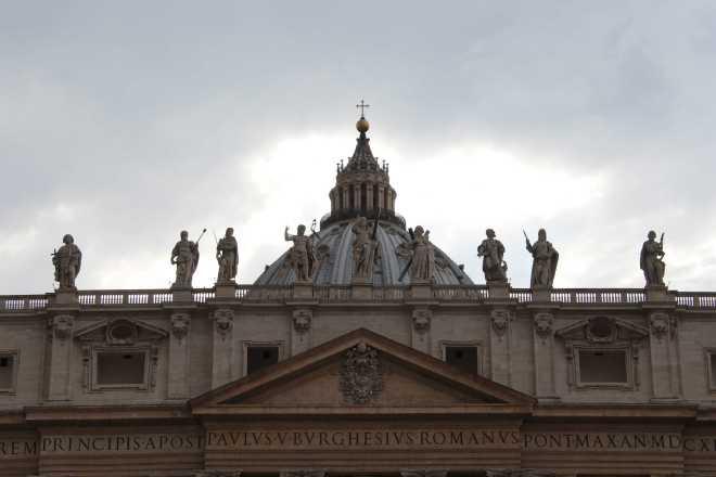 Vatican City, St. Peter's Basilica - 22