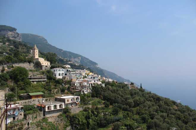 Amalfi Coast, Path of the Gods - 25