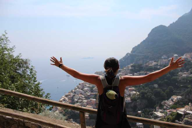 Amalfi Coast, Path of the Gods - 29