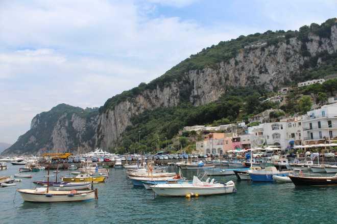 Amalfi Coast, Capri - 3