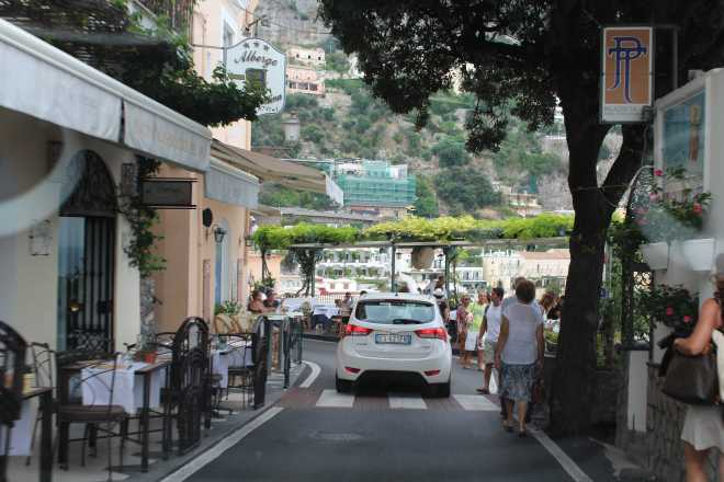 Amalfi Coast, driving - 3