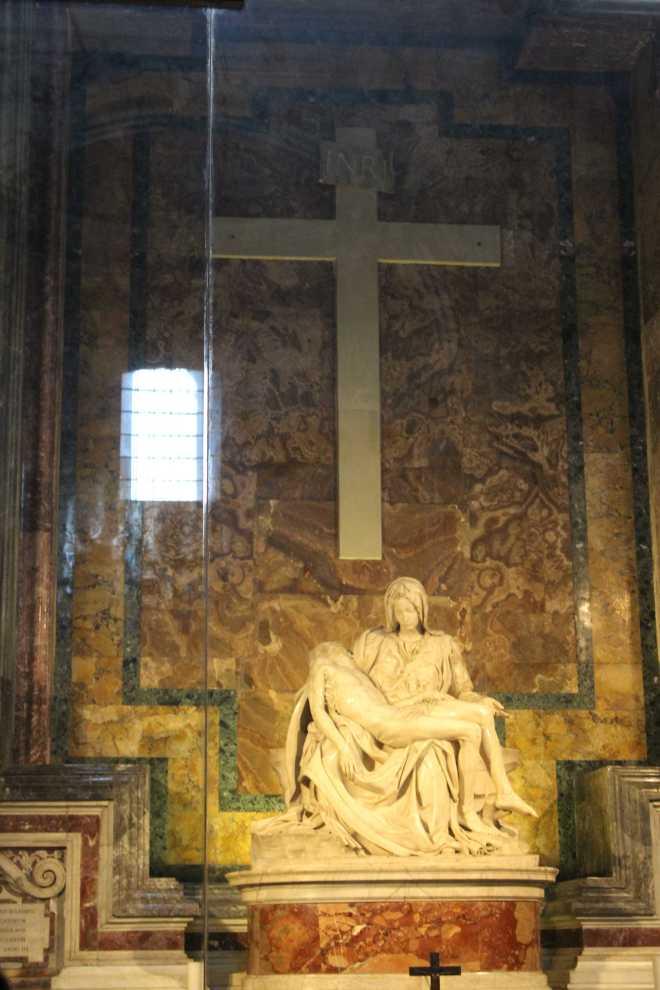 Vatican City, St. Peter's Basilica - 3