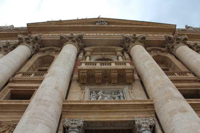 Vatican City, St. Peter's Basilica - 5
