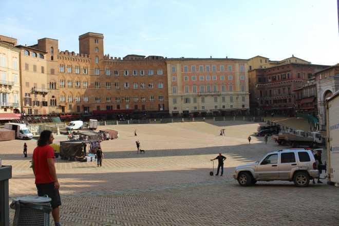 Siena, Day 3 - 5