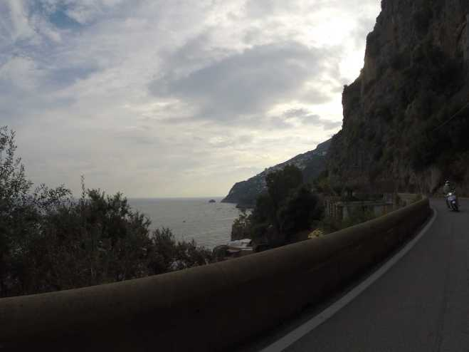 Amalfi Coast, driving - 5