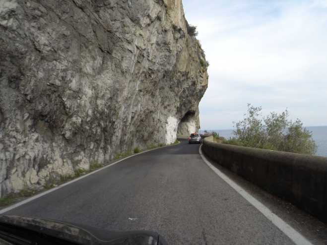 Amalfi Coast, driving - 6