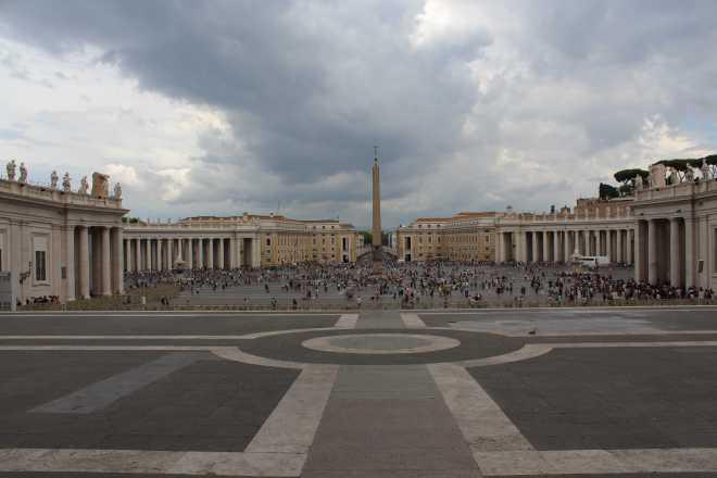 Vatican City, St. Peter's Basilica - 6
