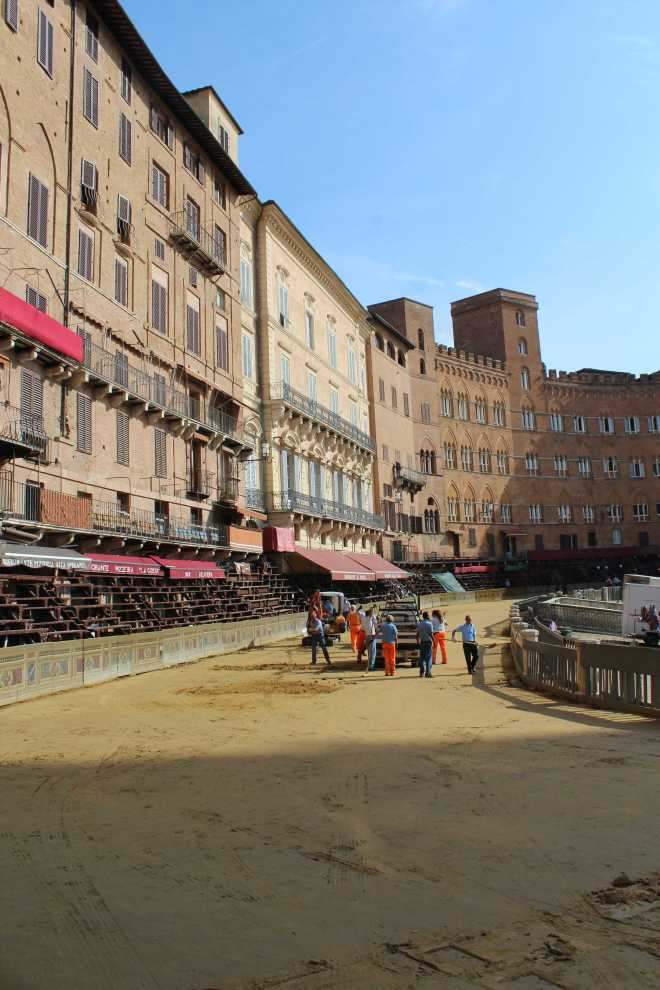Siena, Day 3 - 7