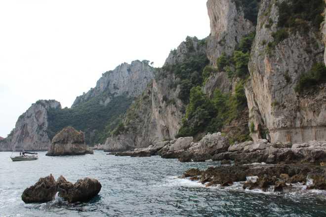 Amalfi Coast, Capri - 7