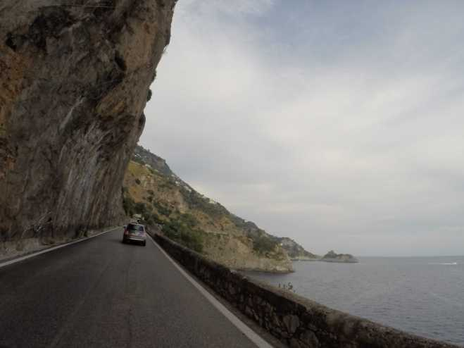 Amalfi Coast, driving - 7