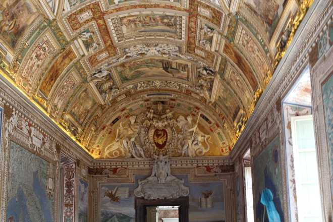 Vatican City, Museums - 7