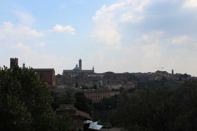 Siena, Day 1 - 7