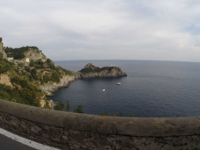 Amalfi Coast, driving - 8